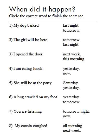 verb to be activities pdf