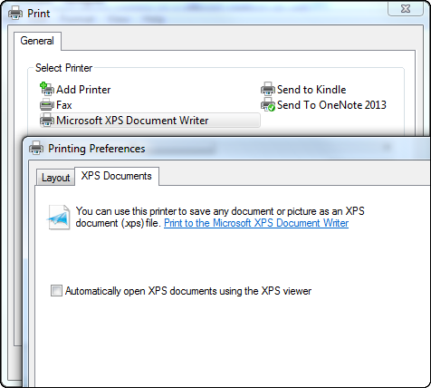 windows 7 does not have microsoft print to pdf feature