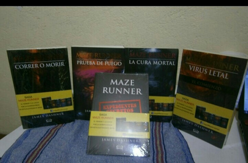 the maze runner codigo cruel pdf